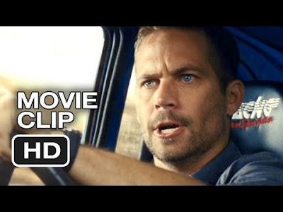 Paul Walker Fast and Furious 6 (film) 2013