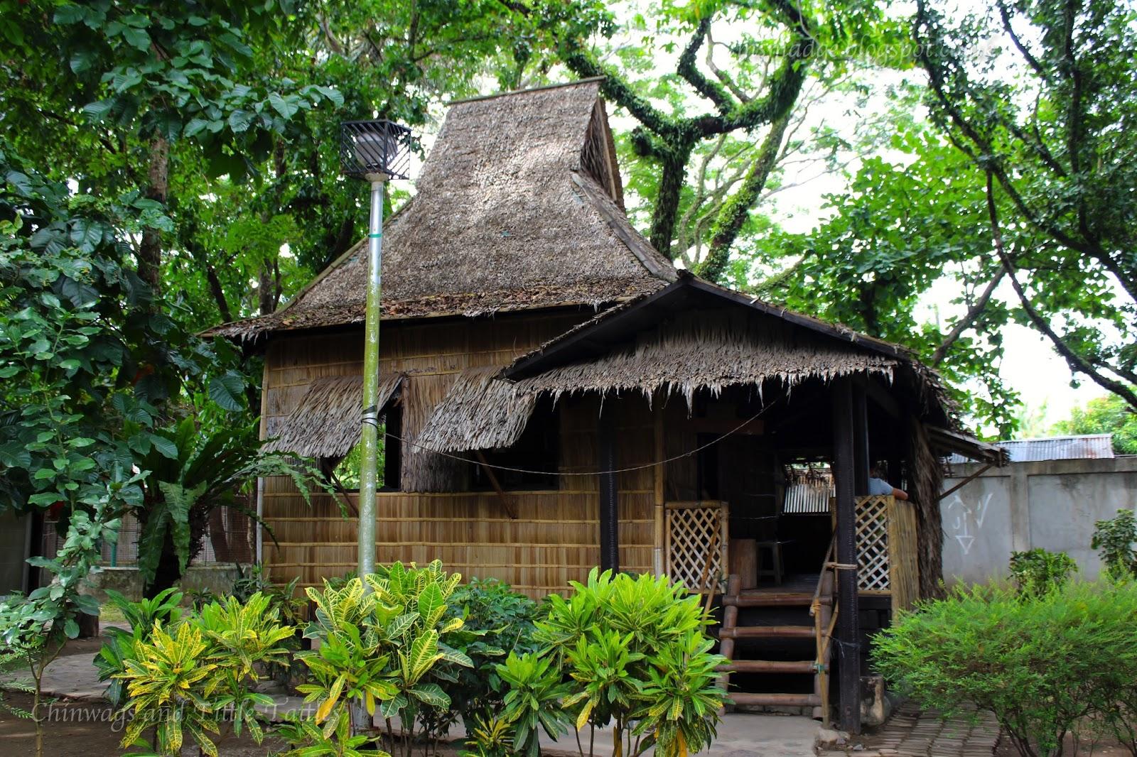 Pen photo passport museo de baler baler museum in aurora for Traditional filipino home designs