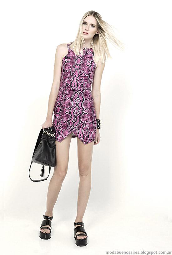Moda primavera verano 2015 Kosiuko ropa de mujer.