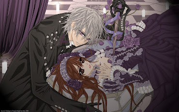 #16 Vampire Knight Wallpaper