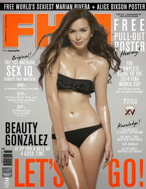beauty gonzales sexy fhm naked photos 03