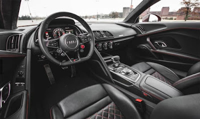 2016 Audi R8 V10 Plus Review Canada
