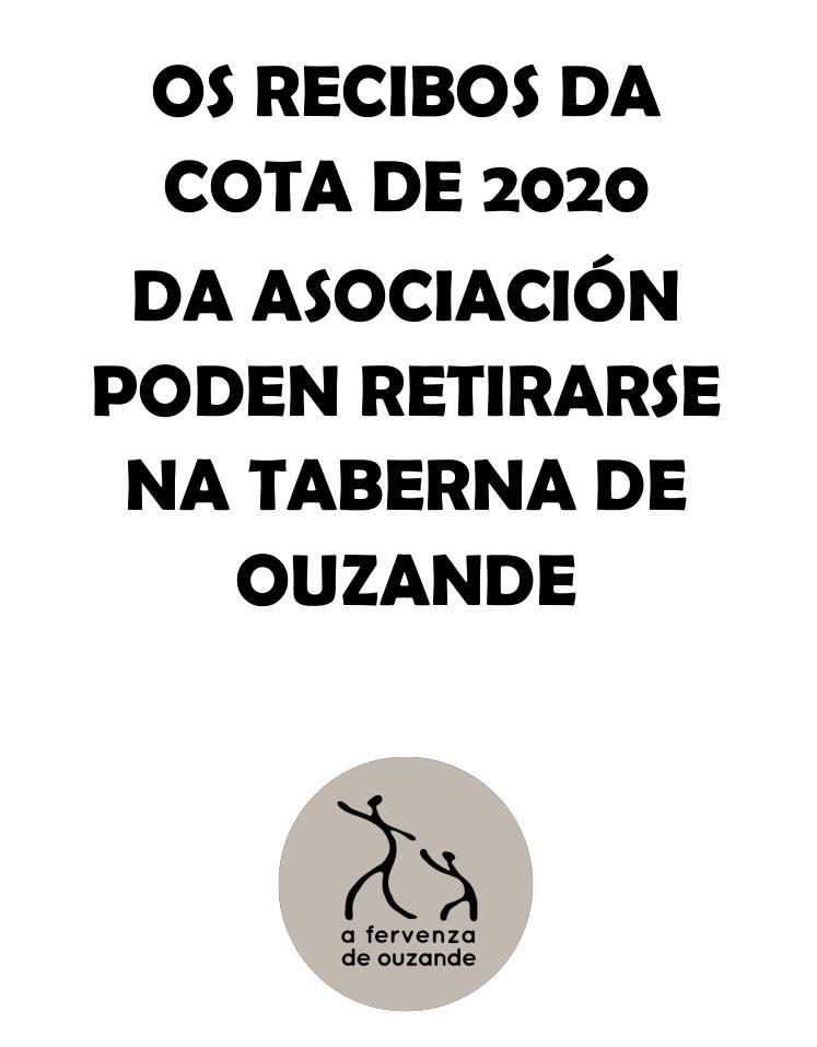 RECIBOS COTA ANUAL
