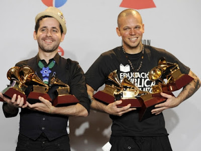 Calle 13 Grammys