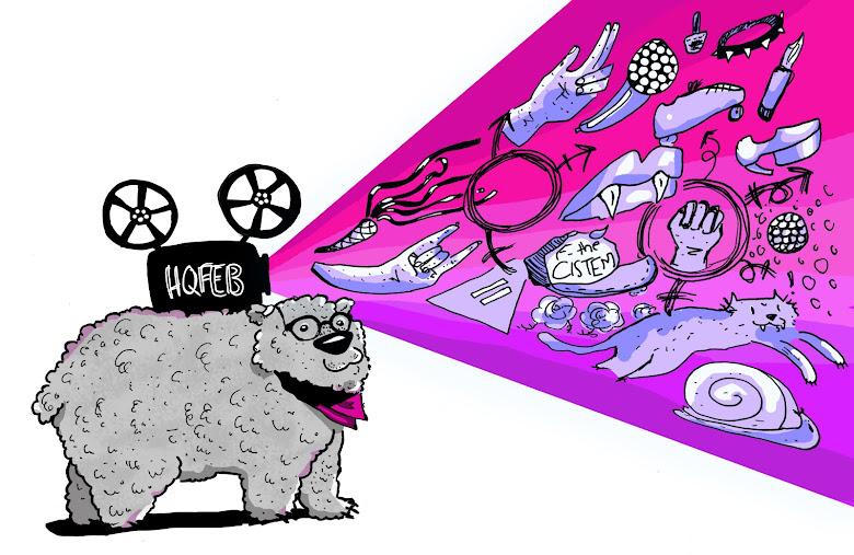 Helsingin queer-feministinen elokuvablogi
