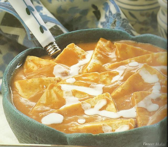 Microwaved Malai Paneer- For the Creamy Hearts