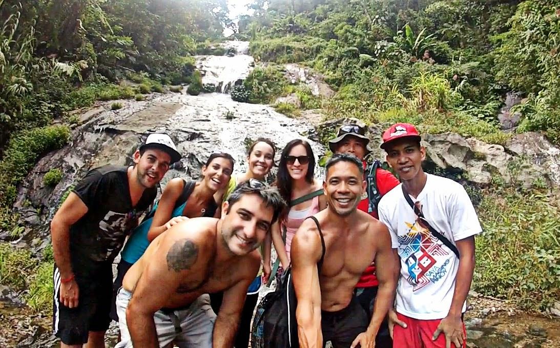 Cambulo Waterfalls