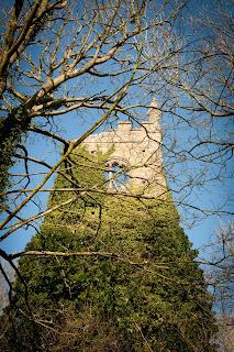 Old Kea Church Cornwall