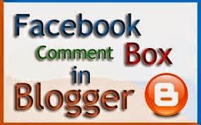 كيفية إضافة صندوق تعليقات الفيسبوك لمدونات بلوجر