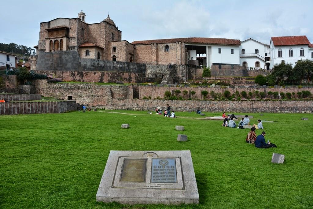 Qorinchanka Monastery Cusco