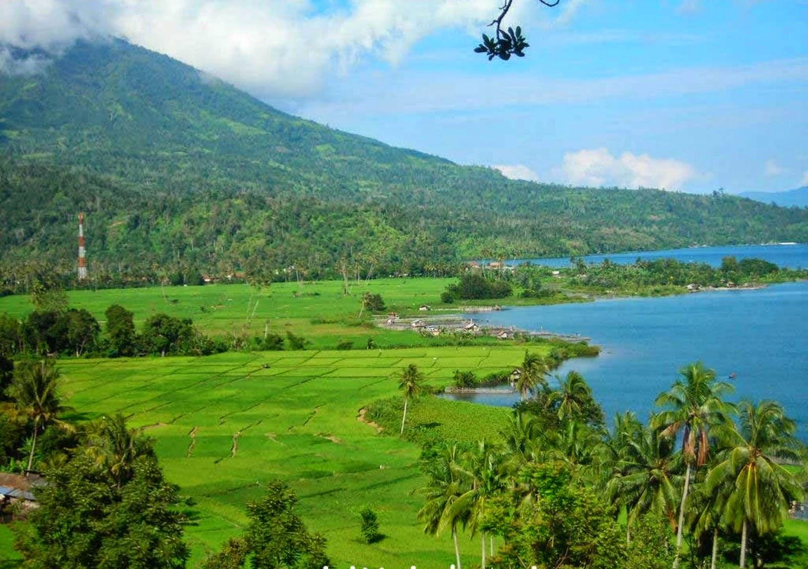 Kumpulan Gambar Pemandangan Gunung Yang Indah Di Dunia Makalah