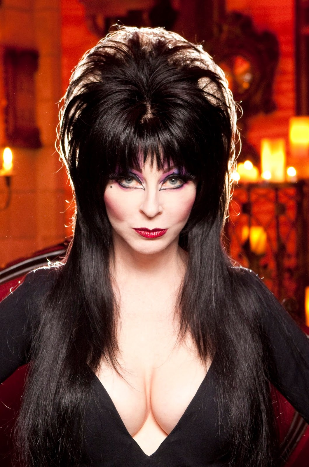 Elvira mistress of the dark seems me