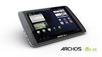 Archos 80 G9 & 101 G9 Tablet Android 3.2 Cheap With Dual Core Processors