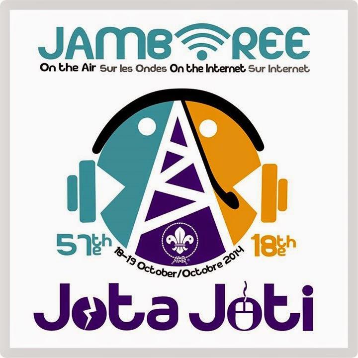 Logo JOTA JOTI 2014