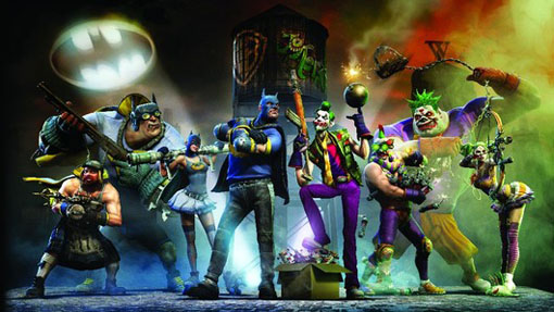 Gotham City Impostors Release Date Delayed