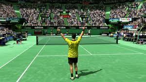 3D Tenis Maçı Yapma Oyunu