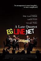 مشاهدة فيلم A Late Quartet