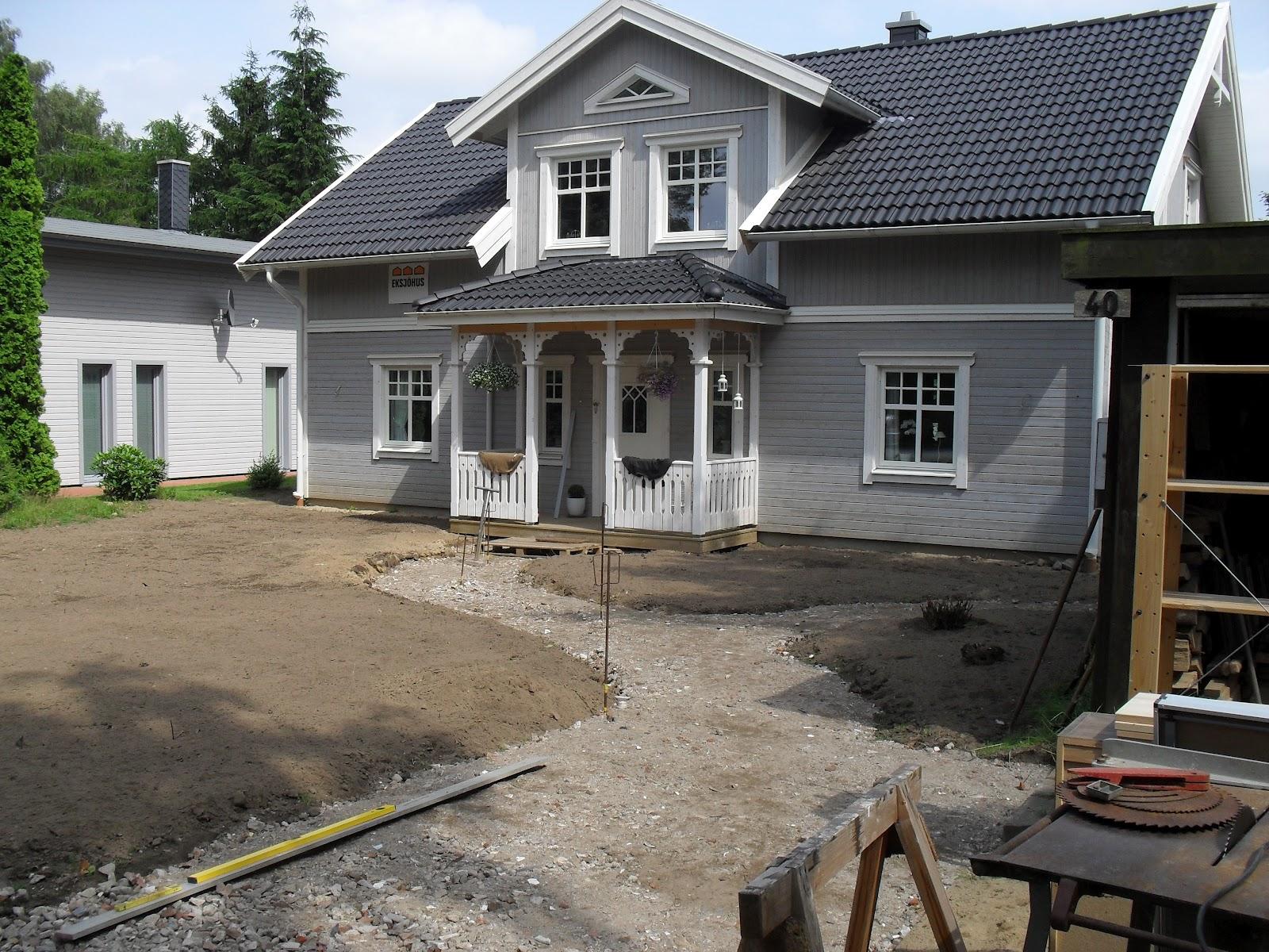 Schwedenhaus grau  Thommy im Glück: Neues aus dem Garten