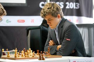 Échecs en Norvège : Magnus Carlsen (2868)  © Site officiel