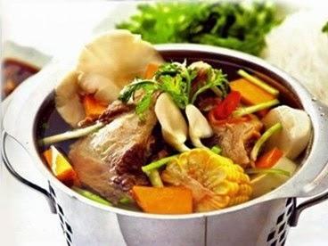 Cách Làm Lẩu Xí Quách Chua Cay Tuyệt Ngon