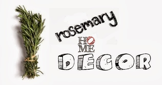 Rosemary home decor Home decor survivor 6