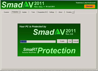 Download Smadav on Disk  Dsb  Selengkapnya Silakan Download Disini Smadav 8 6 Pro
