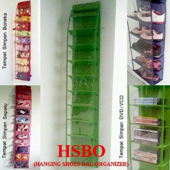 Hanging Shoes Organizer (HSO) Polos