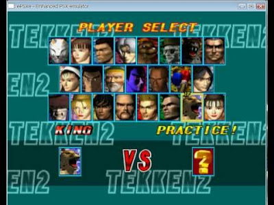 Download Tekken 3 Game For PC Full Version