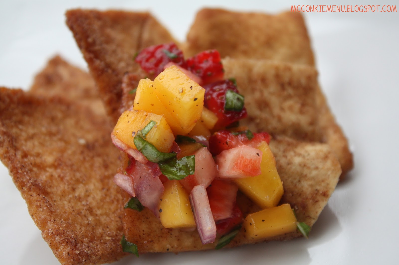 Strawberry Mango Salsa Recipes — Dishmaps