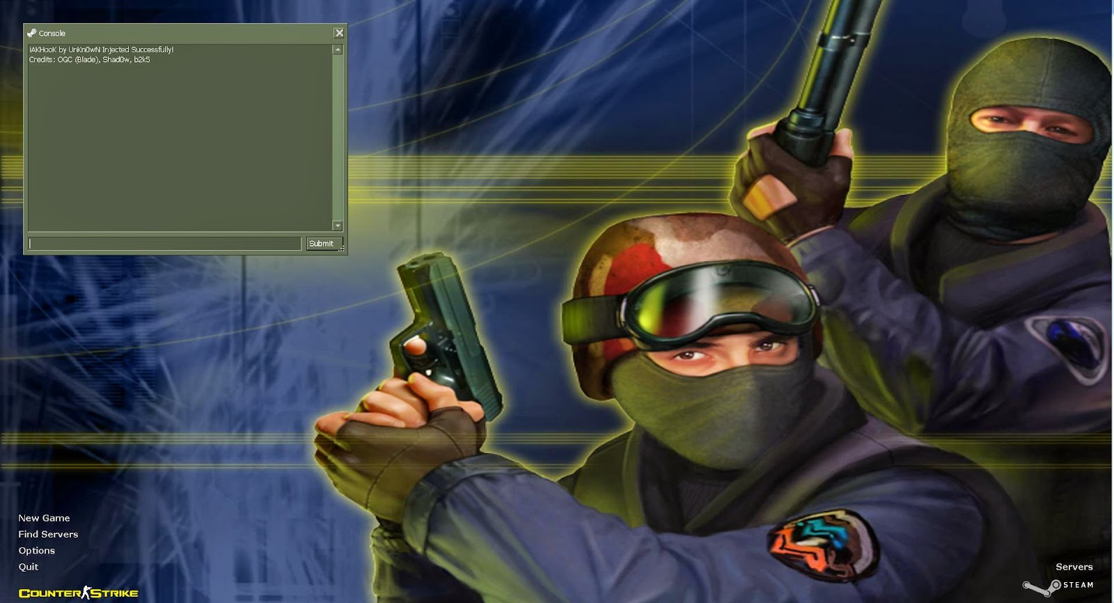 4Pe1THZ Counter Strike Hook Hile Botu Wallhack v2.0