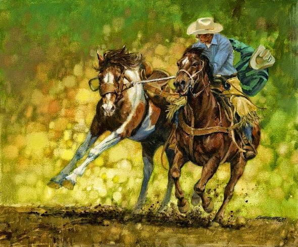 caballo-pintura-oleo-fotografias
