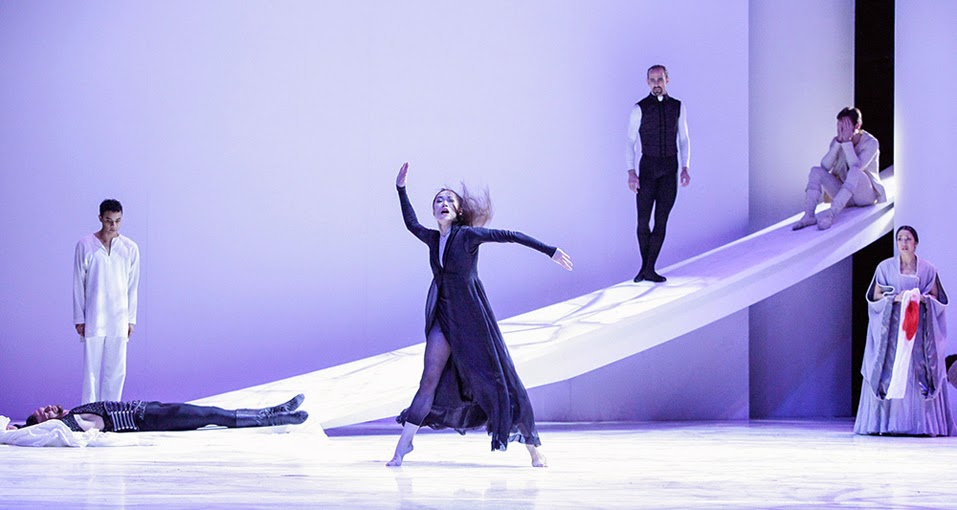 Maillot's Romeo et Juliette (Photo: Kim Kenney)
