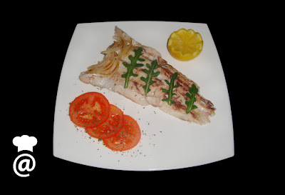 Recetas Dieta Pescadilla a la Plancha
