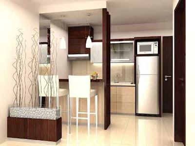 Gambar Desain Interior Dapur Minimalis 03