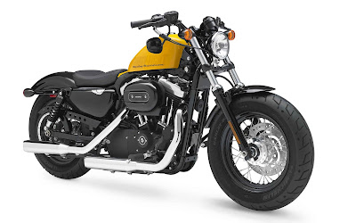 HARLEY DAVIDSON FORTY EIGHT 1200