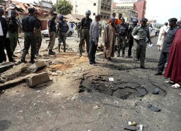 explosion in kaduna today
