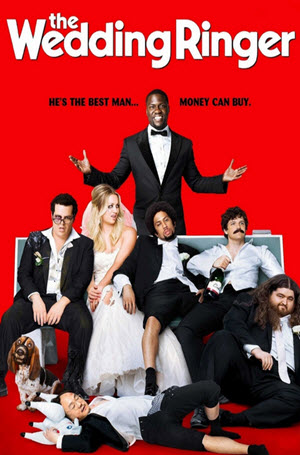 The Wedding Ringer: Official Theatrical Release Poster