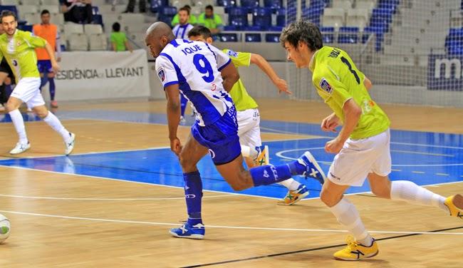 Montesinos Jumilla ganó un ajustado partido en Manacor