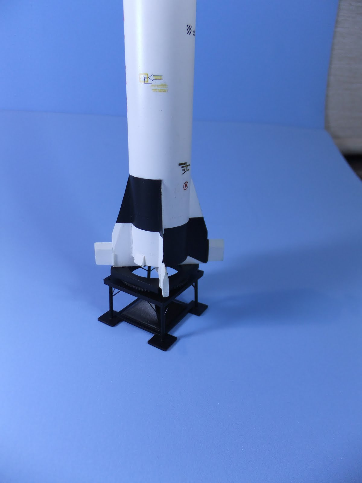 Plastic Models on the Internet: Spacecraft vol.1: Mercury ...