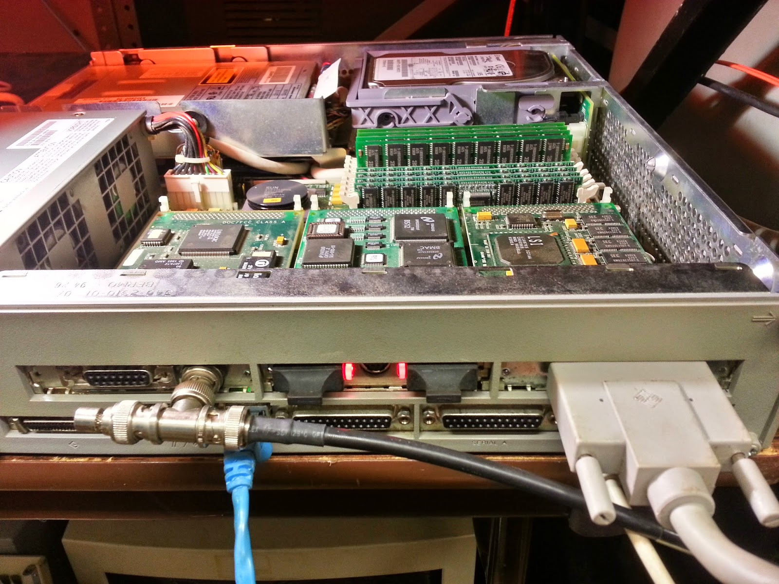 Sun SPARCstation 5