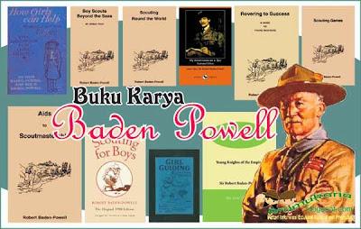 buku karya baden powell