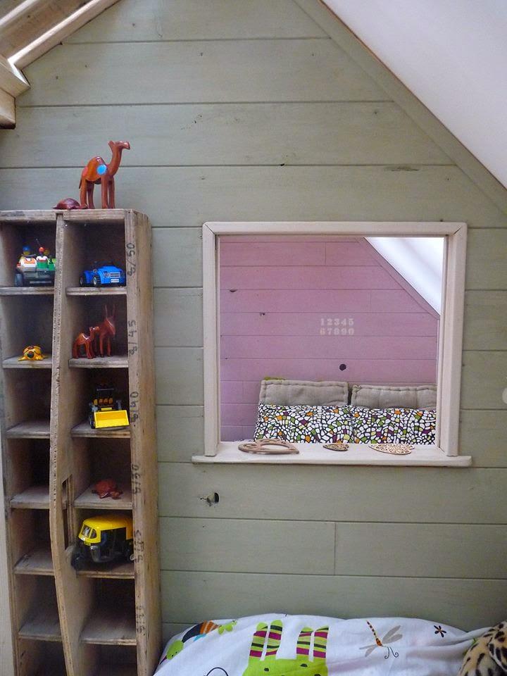 despus las podris pintar y barnizar segn como queris jugar con los colores de la madera y de la habitacin