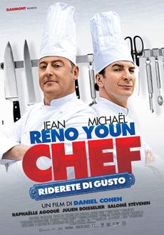 Comme Un Chef 2012 poster