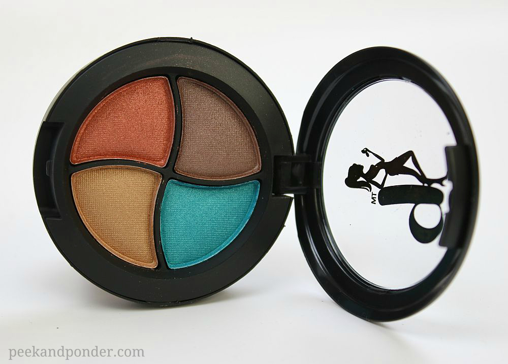 Be A Bombshell Bora Bora Eyeshadow Quad