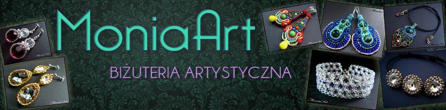 MoniaArt Biżuteria Artystyczna