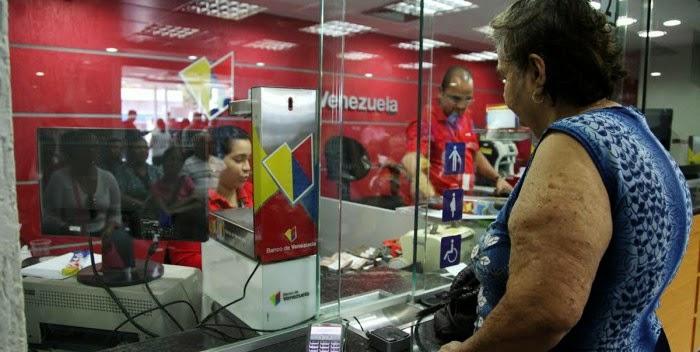 El parroquiano 04 16 15 for Banco exterior de venezuela