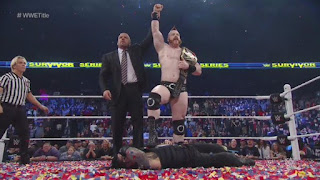 Sheamus, the Celtic Warrior, Roman Reigns