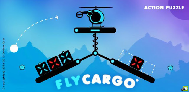 FLY CARGO V2.1.2 ANDROID GAME FULL APK FREE