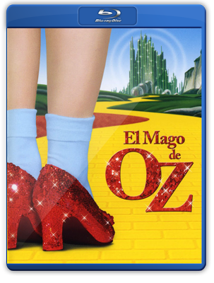 El Mago De Oz Bluray