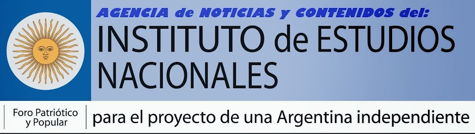 INSTITUTO DE ESTUDIOS NACIONALES